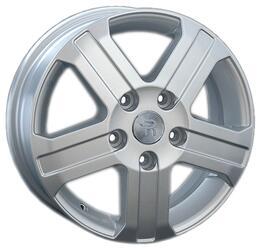 Автомобильный диск литой Replay CI34 6x15 5/118 ET 68 DIA 71,1 Sil