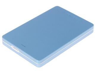 "2.5"" Внешний HDD Toshiba  Stor.e Alu 2S [HDTH310EL3AA]"