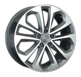 Автомобильный диск литой Replay H60 7,5x18 5/114,3 ET 55 DIA 64,1 GMF