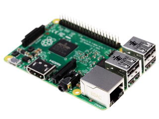 Микрокомпьютер Raspberry Pi 2 OEM