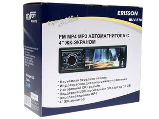 Автопроигрыватель Erisson RUV-570