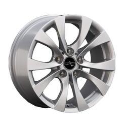 Автомобильный диск Литой LegeArtis B89 8x17 5/120 ET 43 DIA 72,6 Sil