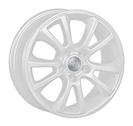 Автомобильный диск литой Replay OPL2 6,5x16 5/110 ET 37 DIA 65,1 White