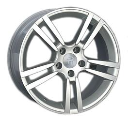 Автомобильный диск литой Replay PR8 8,5x19 5/130 ET 59 DIA 71,6 Sil