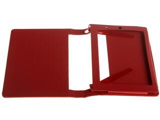 Чехол-книжка для планшета Lenovo Yoga Tablet 2 красный