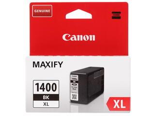 Картридж струйный Canon PGI-1400XL BK
