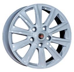 Автомобильный диск Литой LegeArtis TY43 8x17 5/150 ET 60 DIA 110,3 White