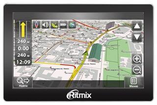"""GPS Навигатор Ritmix RGP-765 7"""""""