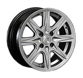 Автомобильный диск Литой LS NG135 6x14 4/98 ET 35 DIA 58,6 HPB