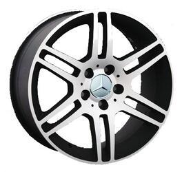 Автомобильный диск литой Replay MR66 7,5x17 5/112 ET 48 DIA 66,6 MBF