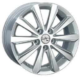 Автомобильный диск Литой LegeArtis VW117 7x17 5/112 ET 43 DIA 57,1 Sil