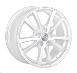 Автомобильный диск литой Replay TY98 7x17 5/114,3 ET 45 DIA 60,1 White