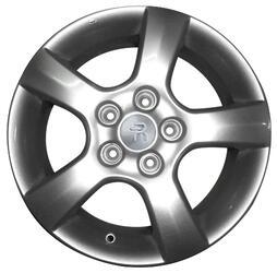 Автомобильный диск литой Replay NS153 6,5x16 5/114,3 ET 40 DIA 66,1 Sil
