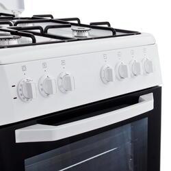 Комбинированная плита BEKO CSE63120GW белый