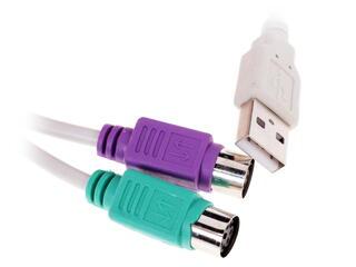 Переходник VCOM USB - PS/2
