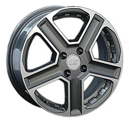 Автомобильный диск Литой LS 113 6x15 5/100 ET 38 DIA 57,1 GMF