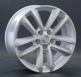 Автомобильный диск литой Replay SK26 7x17 5/114,3 ET 55 DIA 63,3 Sil