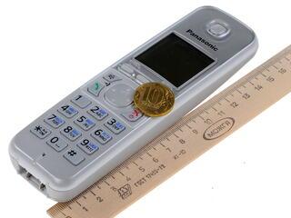 Телефон беспроводной (DECT) Panasonic KX-TG6721RUS