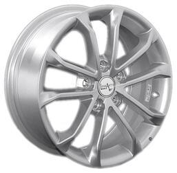 Автомобильный диск Литой LegeArtis VW98 6,5x16 5/112 ET 42 DIA 57,1 Sil