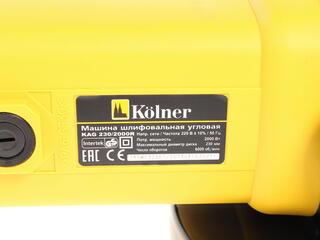 Углошлифовальная машина Kolner KAG 230/2000 R