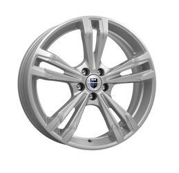 Автомобильный диск литой K&K Каррера 7x18 5/114,3 ET 38 DIA 67,1 Блэк платинум