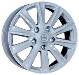 Автомобильный диск Литой LegeArtis LX27 8,5x20 5/150 ET 60 DIA 110,3 White