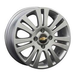 Автомобильный диск литой Replay GN13 6x15 4/100 ET 45 DIA 56,6 GM