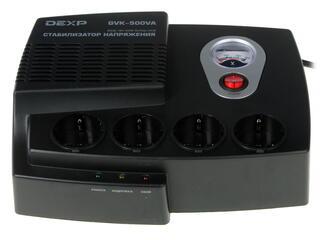 Стабилизатор напряжения DEXP GVK-500VA