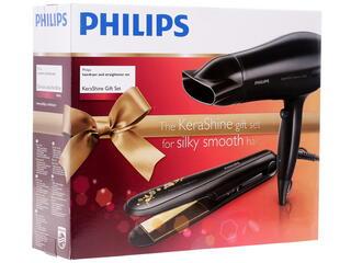 Набор Philips HP 8646 фен + выпрямитель для волос