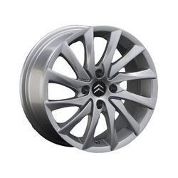 Автомобильный диск литой Replay CI5 6x15 4/108 ET 23 DIA 65,1 Sil