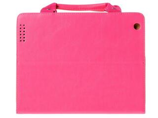 Чехол-книжка для планшета Apple iPad 2, Apple iPad 3 розовый