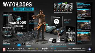 """Игра для Wii U """"Watch Dogs"""" Dedsec Edition (18+)"""