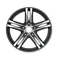 Автомобильный диск Литой Nitro Y4801 5,5x14 4/100 ET 43 DIA 60,1 BFP