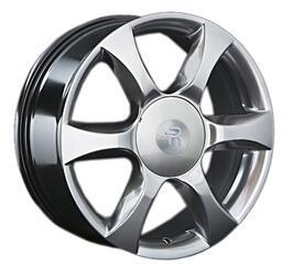 Автомобильный диск Литой Replay NS45 7x17 5/114,3 ET 55 DIA 66,1 HPB
