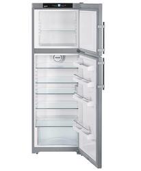 Холодильник с морозильником Liebherr CTPesf 3316-21 серебристый