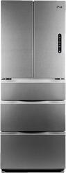 Холодильник с морозильником LG GC-B40BSMQJ серебристый