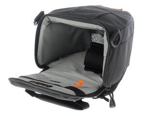 Треугольная сумка-кобура LowePro Toploader Zoom 45 AW черный