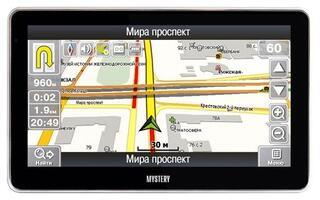 GPS навигатор MYSTERY MNS-640MP