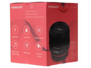 Портативная аудиосистема Rombica MySound BT-12