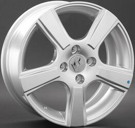 Автомобильный диск литой Replay RN56 6x15 4/112 ET 39 DIA 60,1 Sil