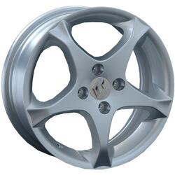 Автомобильный диск Литой Replay RN5 5,5x14 4/100 ET 43 DIA 60,1 Sil