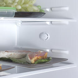 Холодильник с морозильником LG GA-B409SEQA бежевый