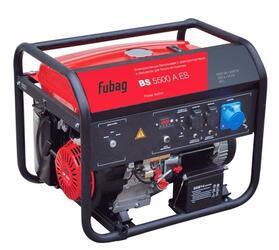 Бензиновый электрогенератор Fubag BS 5500 А ES