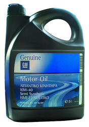 Моторное масло GM 10W40 1942046