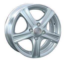 Автомобильный диск литой Replay FA4 5,5x14 4/100 ET 42 DIA 54,1 Sil