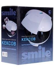 Кексница Smile WM 3605 белый