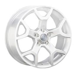 Автомобильный диск литой Replay FD28 7,5x17 5/108 ET 52,5 DIA 63,3 White