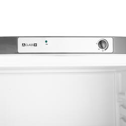 Холодильник с морозильником INDESIT BIA 181 X серебристый