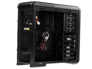 Корпус CoolerMaster CM 690-II Advanced USB 3.0 version черный