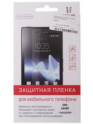 "4.5""  Пленка защитная для смартфона DNS S4508"